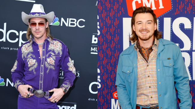 Morgan Wallen And Diplo Team Up For New Country-EDM Song