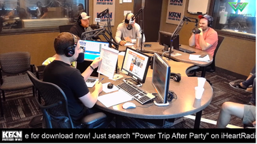 The Power Trip - WATCH: The 268th Initials Game on The Power Trip LIVE STREAM