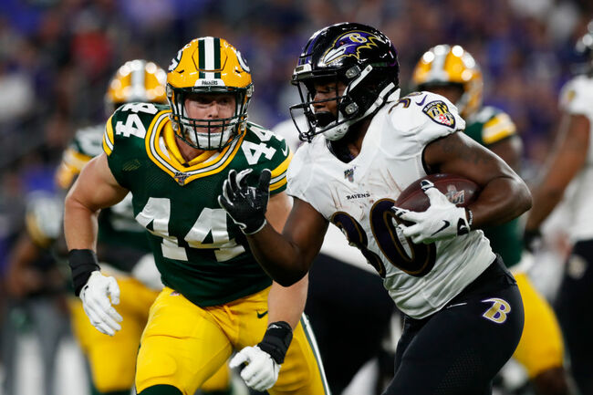 4 takeaways from the Packers' 26-13 loss to the Ravens