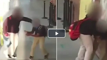 Qui West - Bully Attacks Smaller Boy Leaving Him With Brain & Spinal Damage!