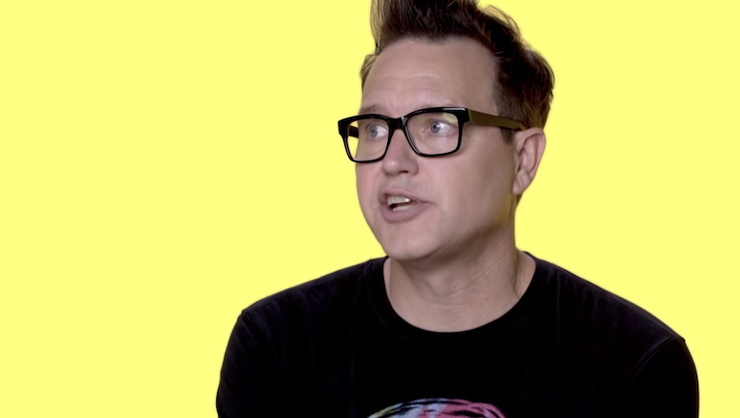 Mark Hoppus Breaks Down The Meaning Behind 'Happy Days': Watch | iHeartRadio