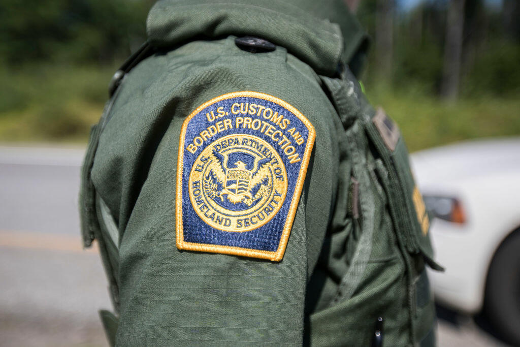 Texas Border Patrol Nabs Illegal Immigrant--from France