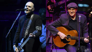 Rock News - Watch Smashing Pumpkins' Explosive Take On James Taylor's Fire And Rain
