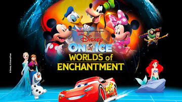 None - Disney On Ice presents Worlds of Enchantment At Oracle Arena-Star 101.3