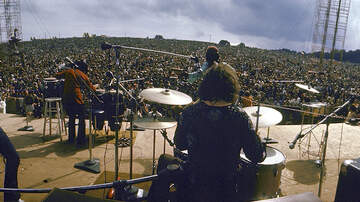 iHeartRadio Music News - A Look Back At Woodstock For Its 50th Anniversary
