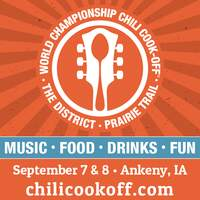 Great Bands on the iHeartRadio Stage at the World Championship Chili Cook-off