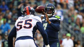 Seattle Seahawks - Bobby Wagner, Geno Smith return to practice ahead of second preseason game