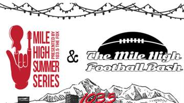 None - Mile High Summer Series with Halfway There