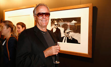 National News - Peter Fonda, Star of 'Easy Rider,' Dies at 79 After Battle With Lung Cancer