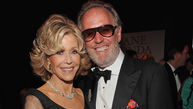 Jane Fonda Speaks Out On 'Sweet-Hearted' Brother Peter Fonda's Death | iHeartRadio
