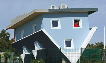 Home with Dean Sharp - The House Whisper on Creative and Weird Home Designs