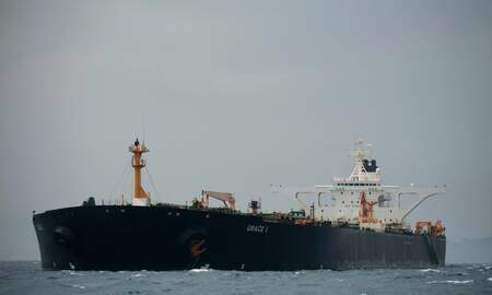 National News - U.S. Issues Warrant to Seize Iranian Oil Tanker