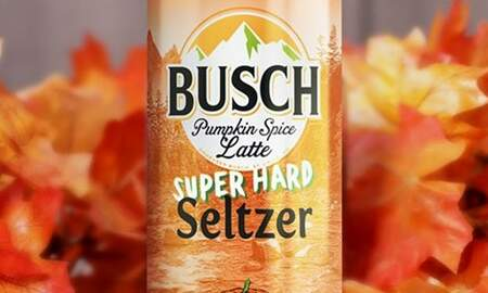 Suzette - There Is A New Pumpkin Spice Hard Seltzer & I Need A 12-Pack ASAP