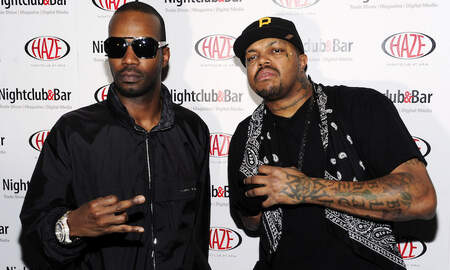 Entertainment News - Juicy J Announces Three 6 Mafia Reunion Tour