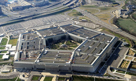 National News - Kentucky Man Arrested After Bringing Shotgun and Machete to Pentagon