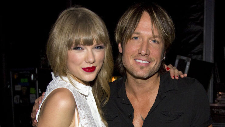 Keith Urban Raves Over Taylor Swift's 'Gorgeously Crafted' New Song 'Lover' | iHeartRadio