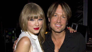 Music News - Keith Urban Raves Over Taylor Swift's 'Gorgeously Crafted' New Song 'Lover'