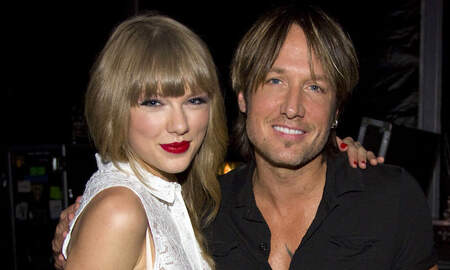 Entertainment News - Keith Urban Raves Over Taylor Swift's 'Gorgeously Crafted' New Song 'Lover'