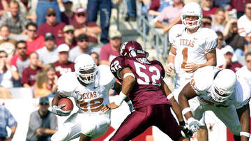 Sports Desk - Former Texas running back  Cedric Benson killed in motorcycle wreck