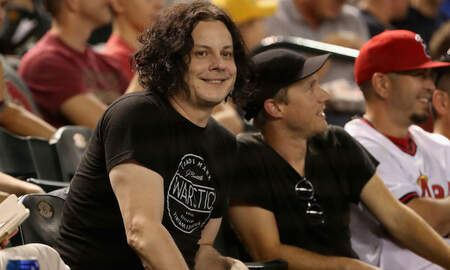 Trending - Jack White Went To A Baseball Game, Left To Play A Show, Then Came Back