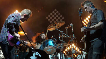 iHeartRadio Music News - Dave Grohl Hints At Them Crooked Vultures' Return