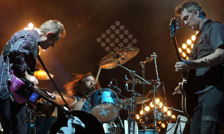 Rock News - Dave Grohl Hints At Them Crooked Vultures' Return