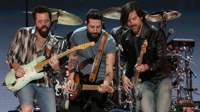 Old Dominion's New Song 'My Heart Is A Bar' Is An Anthem For The Lonely