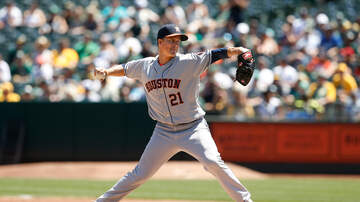Houston Sports News - Greinke Deals to Earn 200th Career Win as Astros Beat A's 4-1
