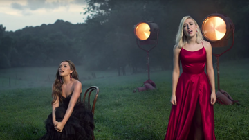 iHeartRadio Music News - Maddie & Tae Recall Real-Life Heartbreak In 'Die From A Broken Heart' Video