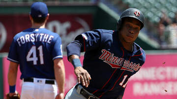Sports Desk - Twins Double Up Rangers