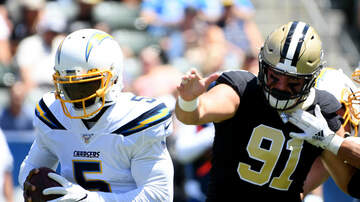 None - Chargers Edged By Saints