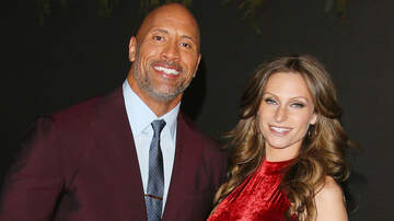 Entertainment News - Dwayne Johnson Marries Longtime Love Lauren Hashian In Hawaiian Wedding