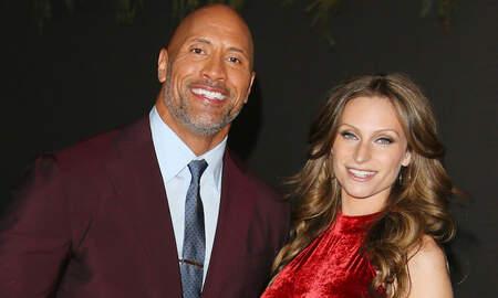 Entertainment News - Dwayne Johnson Marries Longtime Love Lauren Hashian In Hawaiian Wedding