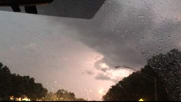 D Scott - Storm Chasing With My Daughter