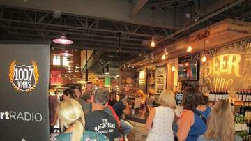 Photos - WMMS at The Cafe at Market District in Strongsville on Friday August 16