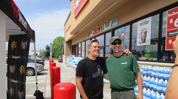 Photos - Alan Cox at Circle K in Eastlake on Saturday August 17