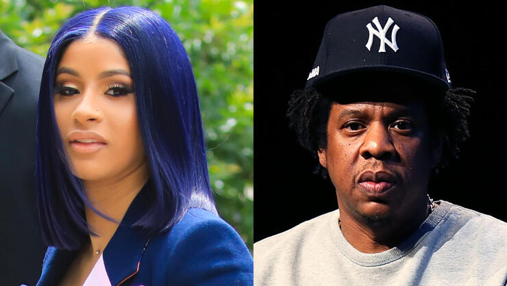 Cardi B Gives Her Opinion Of JAY-Z's Partnership With The NFL | iHeartRadio