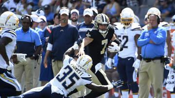 Louisiana Sports - Saints Down Chargers In Week Two Preseason Game