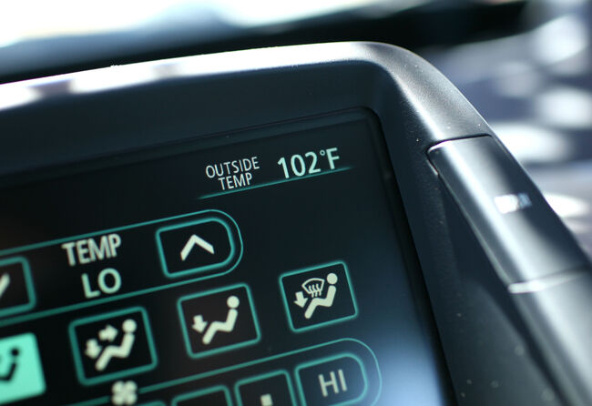 California Experiences Record Breaking Heat Wave