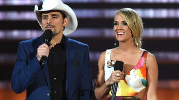 Headlines - A History Of Hosting: Carrie Underwood and Brad Paisley