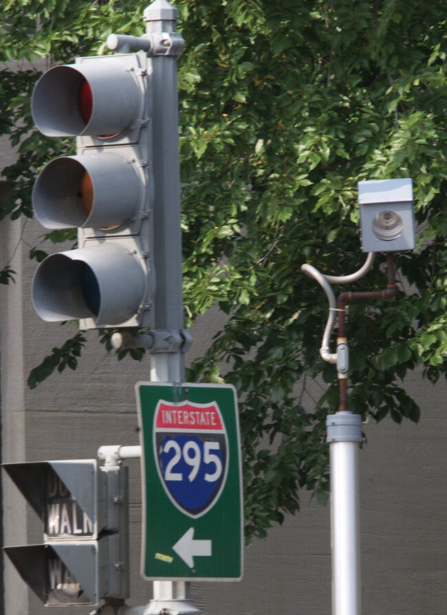Traffic Camera to Ticket Violators