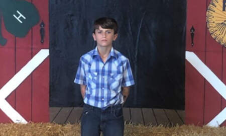 National News - Ohio Boy Earns $15,000 At County Fair, Donates All The Money To Charity