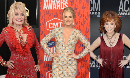 Music News - Carrie Underwood To Host CMA Awards With Dolly Parton And Reba McEntire