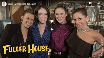 Amber Parker - Kimmy Gibbler Takes you Behind the Scenes at Fuller House!