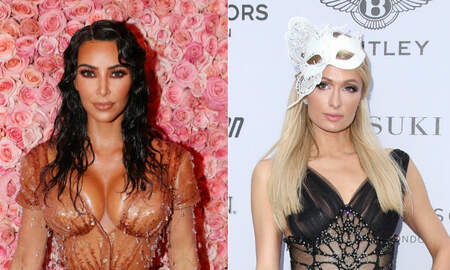 Entertainment News - Kim Kardashian Says Paris Hilton 'Gave Me A Career' In 'Keeping Up' Teaser