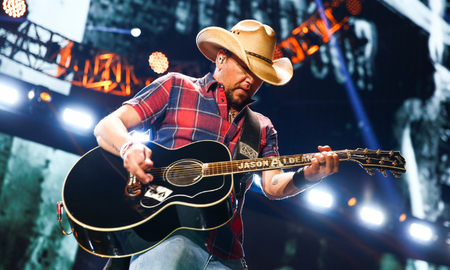 Music News - Jason Aldean Returns To Las Vegas For Three-Night Concert Series