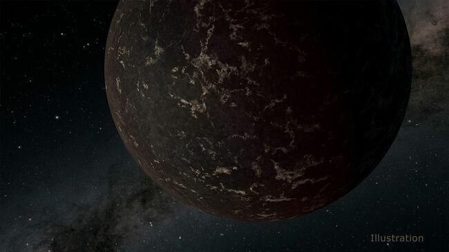 JPL Describes Rocky Planet Orbiting a Star beyond the Sun
