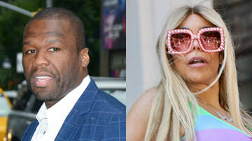 Papa Keith - 50 Cent Denies Wendy Williams Entry Into His Pool Party