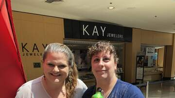 Photos - Ashley and KC101 at CT Post Mall on 8/18/19