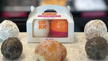 Lady La - Dunkin' Now Has Pumpkin Munchkin Flavored Lip Balms Because PSL Is Life